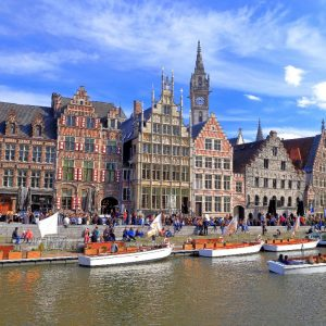 Cruise Parels van België, Antwerpen, Brussel & Gent